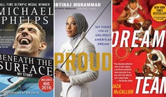 Get Pumped for the Summer Olympics with These Inspiring Reads