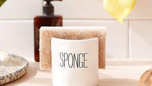 The Best Sponge Holders for Sink Organization