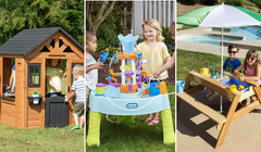 Turn Your Backyard into a Toddler Oasis with These Toys