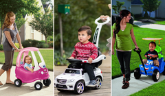 These Toddler Push Cars Are Too Cute