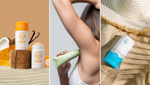 9 Natural Deodorants That Really Work