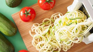 The Best Vegetable Spiralizers for Fun Healthy Food