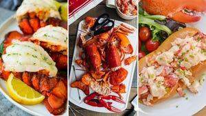 Spoil Yourself with a Homemade Lobster Dinner
