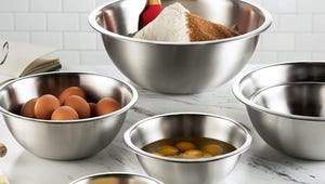 The Best Mixing Bowls for Baking