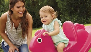 The Best Rocking Horse for Your Child