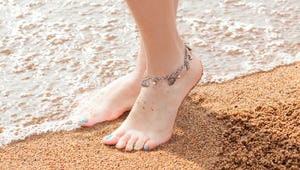 The Best Anklets to Complete Your Look