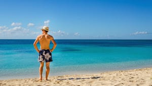 The Best Men's Swimwear for a Day in the Water