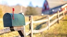 Here's Why You Might Find a Dryer Sheet in Your Mailbox