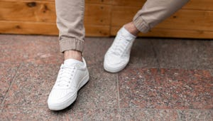 The Best White Sneakers to Elevate Any Guy's Wardrobe