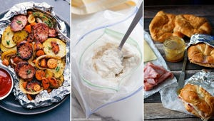 10 Camping Recipes That Are Big on Flavor and Low on Cleanup