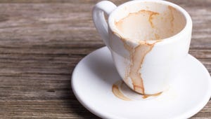 How to Get Stubborn Coffee Stains Out of Your Mugs