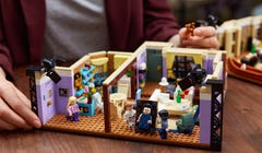 LEGO Is Releasing a Set of the Iconic 'Friends' Apartment