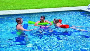 Enjoy Your Day at the Pool with These Pool Noodles