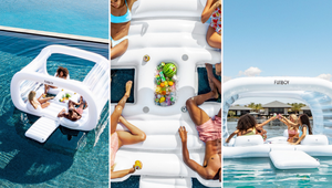 That Floating Cabana You Saw on Instagram Last Summer Is Back