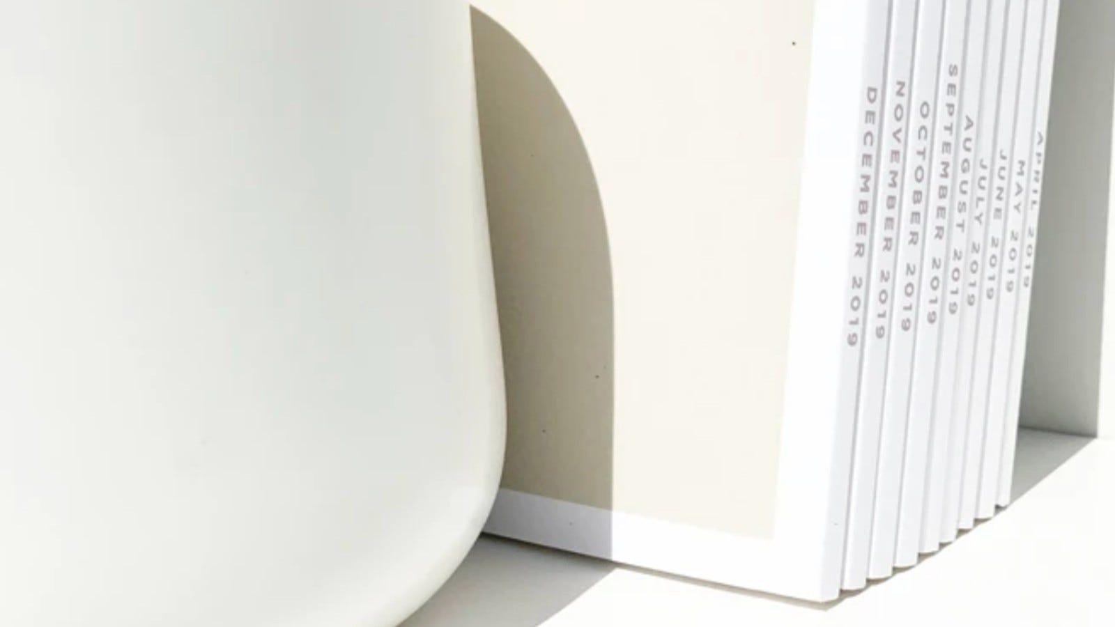 white photobooks