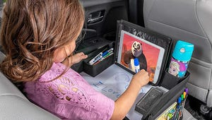 The Best Kids Travel Trays for Keeping Them Occupied