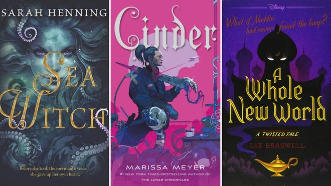 9 Novels That Put a Spin On Popular Fairy Tales