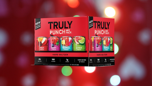 The Truly Punch Hard Seltzer Variety Pack Is Summer in a Can
