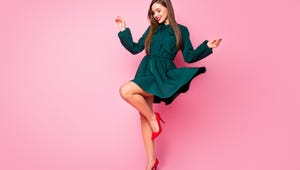 The Best Green Dresses for Your Style