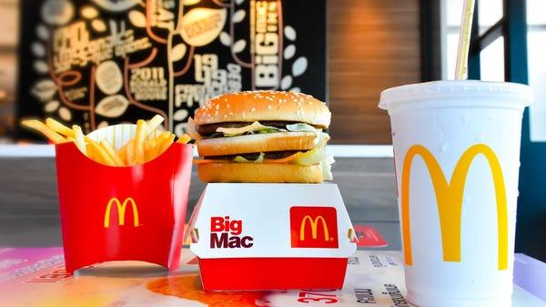 McDonald's Is Launching a New Rewards Program
