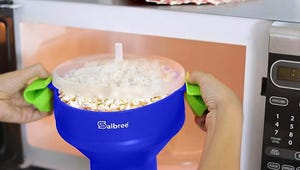 Great Microwave Poppers for Safe Popcorn Prep