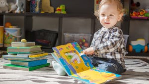 The Best Baby Books for Encouraging Little Readers