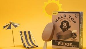 Halo Top's New Fudge Pops Are the Perfect Diet Dessert