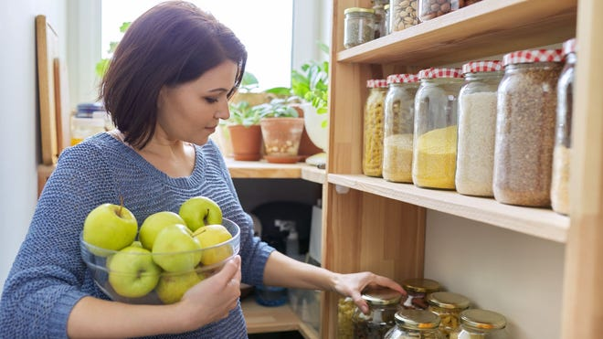 How to Unstuff Your Packed Pantry or Freezer