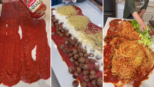 This Spaghetti Hack Has People Confused