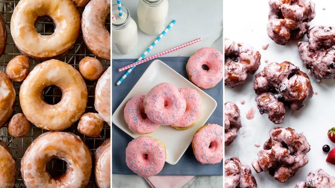 Celebrate National Doughnut Day with These Sweet Treats