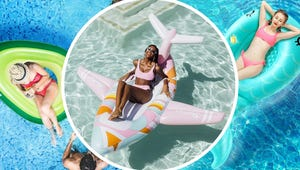 10 Deluxe Pool Floats to Feel Luxurious This Summer