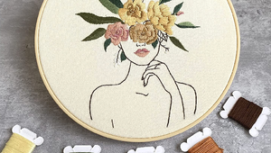 The Best Embroidery Kits for Beginners