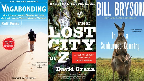 8 Travelogues to Scratch That Globetrotting Itch