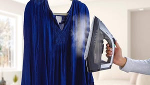 The Best Steam Irons for Remedying Wrinkly Clothes