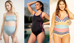 6 Cute Maternity Swimsuits That Will Grow with Your Bump