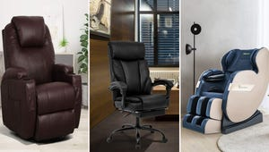 The Best Massage Chairs for an Achy Back
