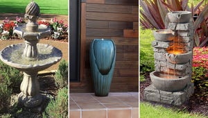Amazing Outdoor Water Fountains for Your Yard