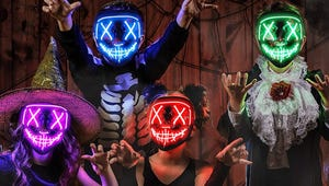 The Best LED Masks for Nighttime Fun