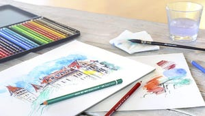The Best Watercolor Pencils for Drawing and Painting
