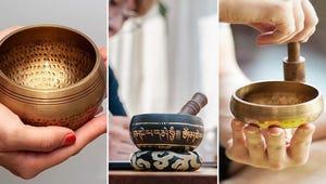 The Best Tibetan Singing Bowls for Meditation