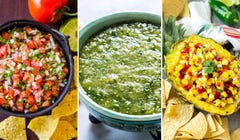 Capture Summer's Freshest Flavors with These Salsa Recipes