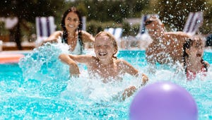 The Best Swimming Pool Balls for Fun in the Water