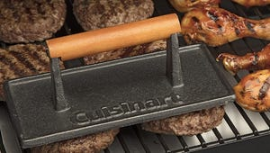 Get the Perfect Sear with These Grill Presses