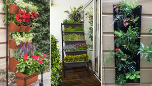 The Best Vertical Planters for Small-Space Gardening