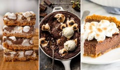 No Campfire? No Problem! Try These S'mores-Inspired Recipes Instead