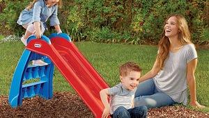 The Best Toddler Slides for Adventurous Playtime