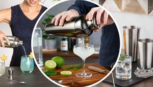 The Best Cocktail Shakers for Home Bartenders