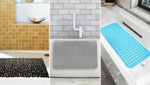 The Best Shower Mats for Optimal Comfort and Safety