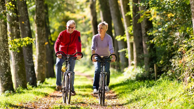 6 Tips for Staying Fit over 50