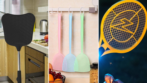 The Best Fly Swatters for Those Pesky Home Invaders